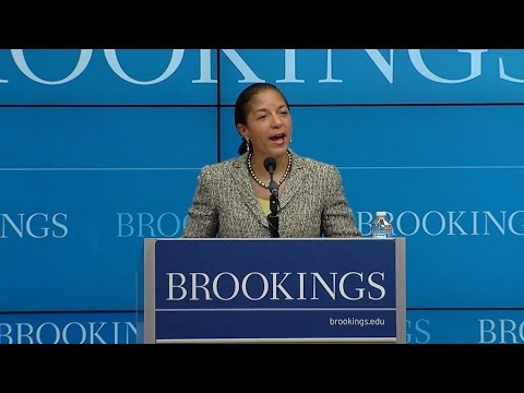 Southeast Asia and the U.S.: Remarks by Susan Rice and K. Shanmugam