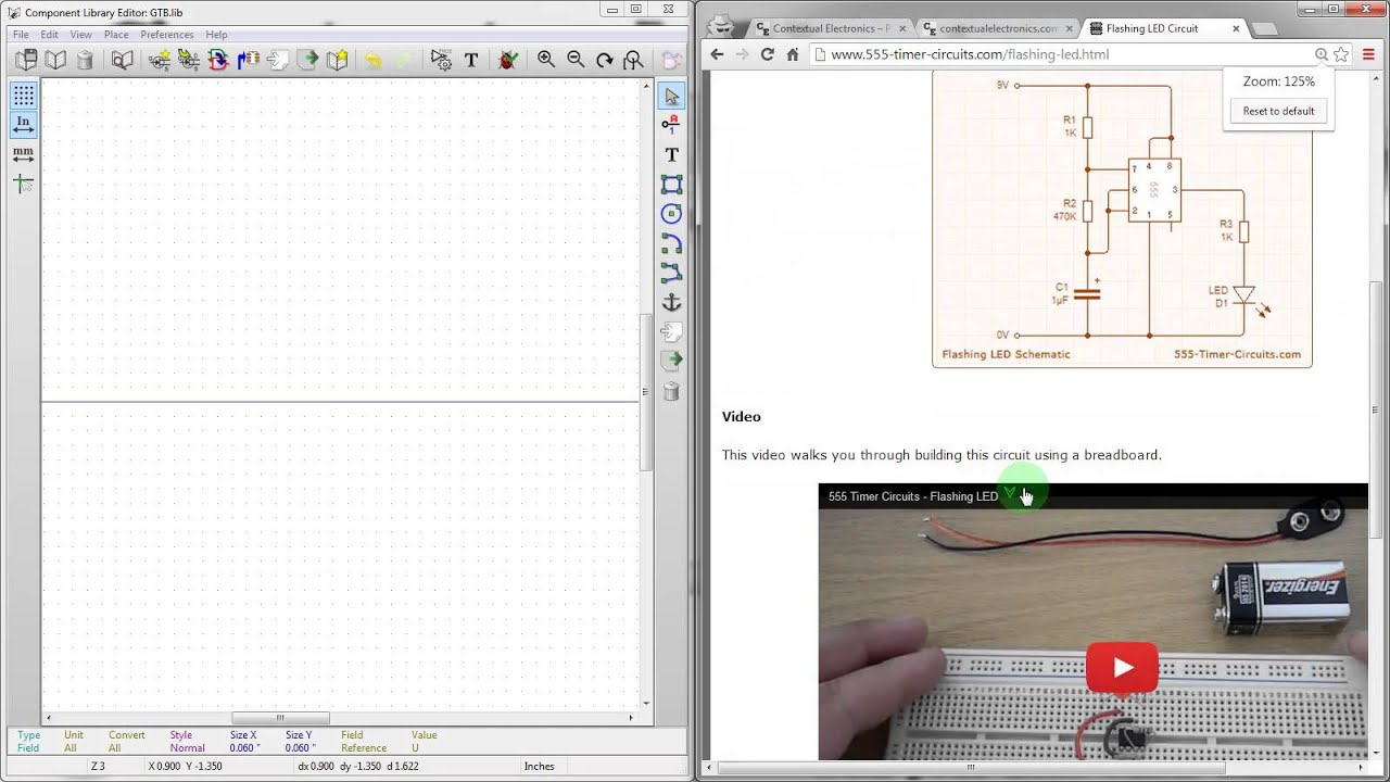 KiCad Video Series: From Concept To Manufacture | Hackaday