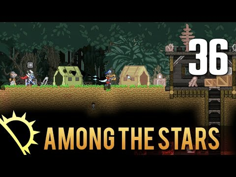 [36] Among The Stars (Let's Play Starbound w/ GaLm and FUBAR)