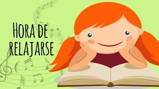 Musica para relajarse para niños