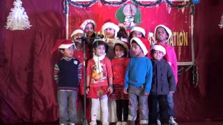 Christmas Song by WMA Malayalam Class Students