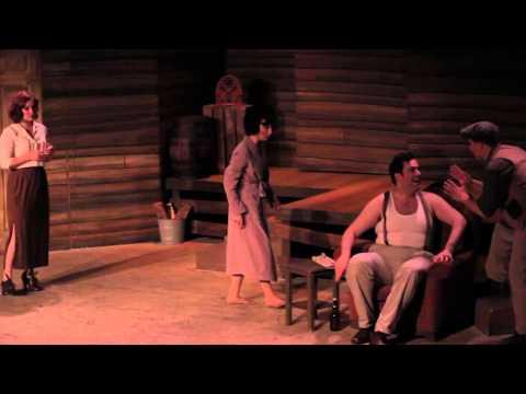 """Bonnie & Clyde """"When I Drive"""" + Scene (Costa Mesa 2015)"""