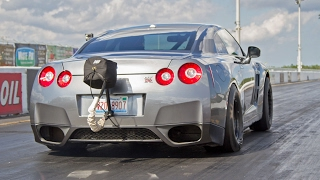 1800HP Alpha16 GTR Record - Holy FAST!