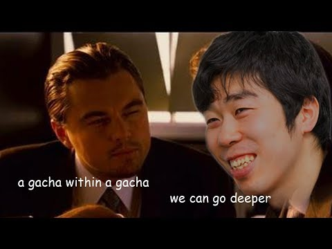 gacha roulette in a nutshell - granblue/グラブル