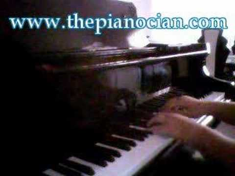 Gary Jules  Mad World piano