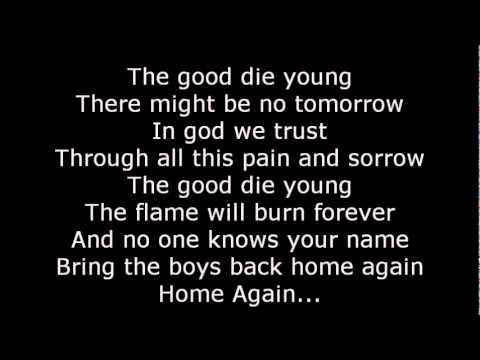 the good die young scorpions скачать