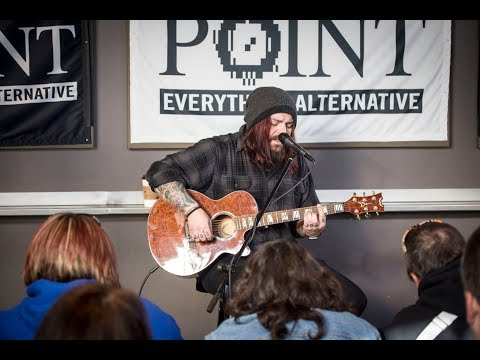 Seether - 69 Tea - (LIVE) acoustic POINT LOUNGE session