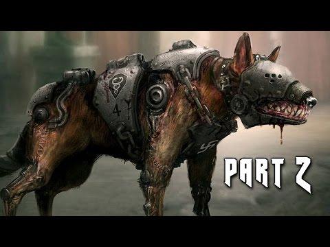Wolfenstein Old Blood Big Dog