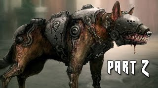 Wolfenstein The Old Blood Walkthrough Gameplay Part 2 - Dogs (PS4)