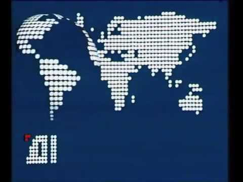 JRT Belgrade dnevnik 1978 - 1992 with TVNZ News 1975 - 1989