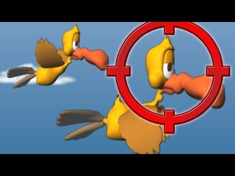 Duck Shooting at Farm ((Android Game Free Download))