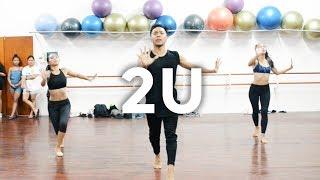 2U - David Guetta feat. Justin Bieber (Dance Video)   @besperon Choreography