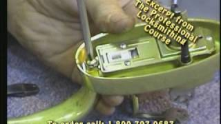 ATI Professional Locksmithing Course - Residential Locks