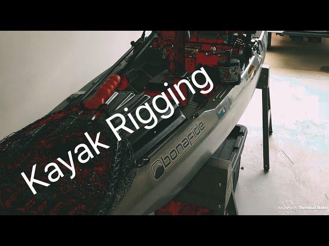How I rig my Bonafide SS127