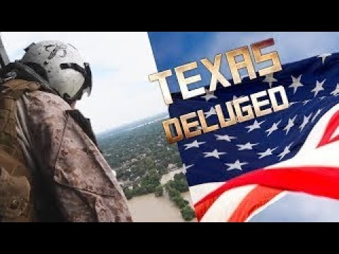 Texas Hurricane Harvey Response #AerialOverview - The Best Documentary Ever