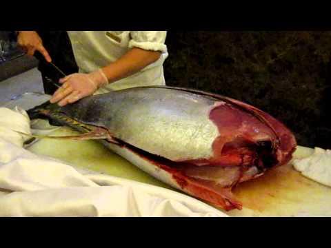 晶英酒店 分解黑鮪魚