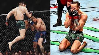 Конор Макгрегор против Дональда Серроне полный бой UFC 246