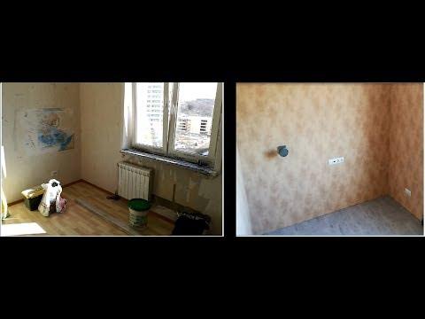 Ремонт детской в 20-м районе Зеленограда