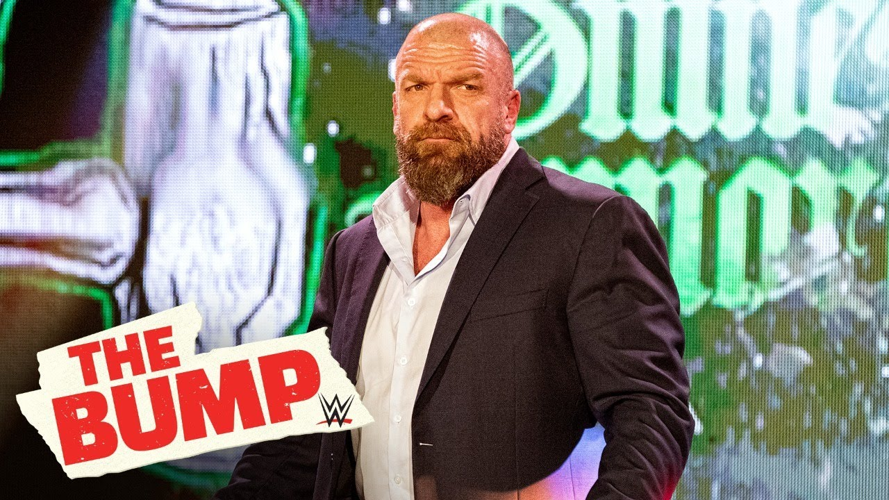 Triple H breaks down NXT TakeOver 31: WWE's The Bump, Sept. 30, 2020