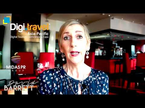 3rd Digi.travel Asia-Pacific Conference & Expo - 20 June 2018 - Karin on digital & PR