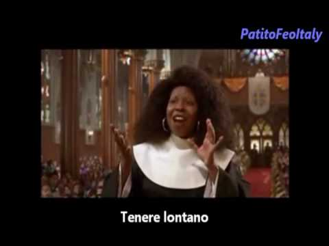 Sister Act - I Will Follow Him [Sottotitolato]