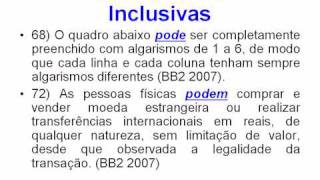 VIDEO AULA 04 - AS INCLUSIVAS VALIDANDO OS ITENS - http://sites.google.com/site/atecnicadochute/