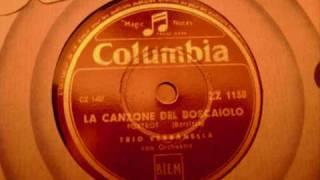 La Canzone del Boscaiolo - Trio Verbanella