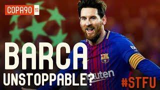 Can Anyone in Europe Stop Barcelona? | STFU