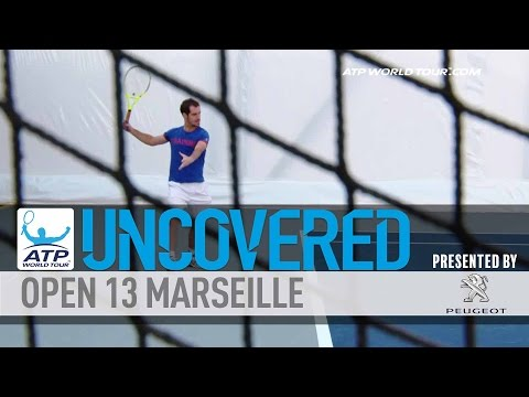 Marseille 2017 Scene Set