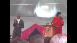 """Rev. Teresia Wairimu """"The Anointing- Are you ready to pay the price?"""" (Pt1)"""