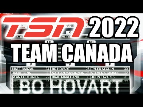 Re: TSN Team Canada Projected Lineup (2022 Beijing Winter Olympic Games Roster) Barzal/Horvat/Crosby
