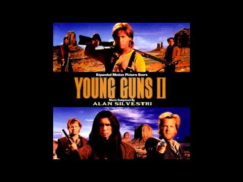 Young Guns II Soundtrack 23 - The Trap