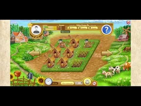 Online-fermer. Увлекательная онлайн игра. Зарабатывайте получая урожай! Без баллов! Платит!