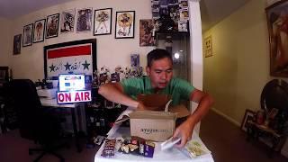 Unboxing the Amazon Prime Snack Sample Box