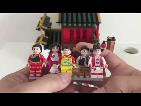 Xingbao XB01001 LWT toys review