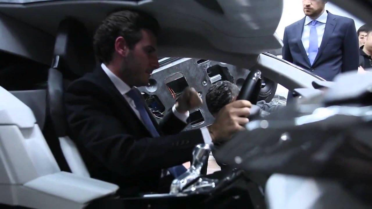 Lykan Hyper Sport >> W Motors Lykan HyperSport 2014 - YouTube