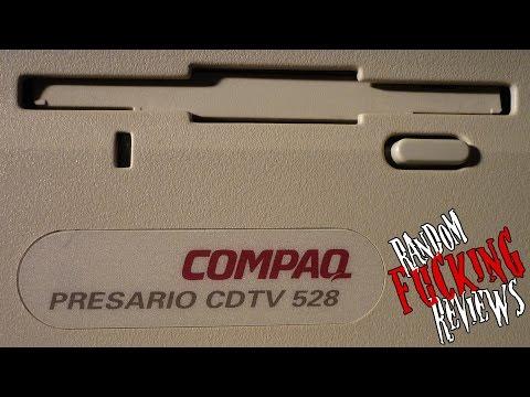 Compaq Presario CDTV 528 All-In-One PC
