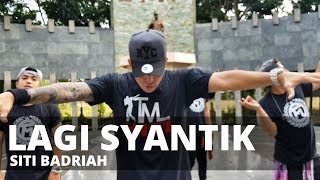Download lagu LAGI SYANTIK by Siti Badriah | Zumba® | Indo Pop | Kramer Pastrana