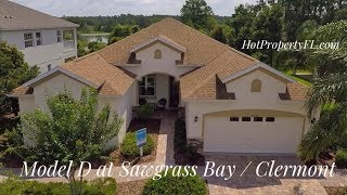 Clermont New Home Sawgrass Bay Model D by Home Dynamics