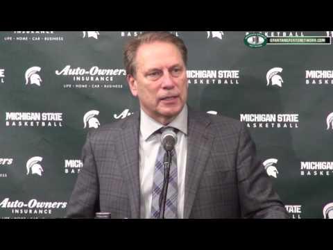 Michigan State 73 Purdue 84: Tom Izzo