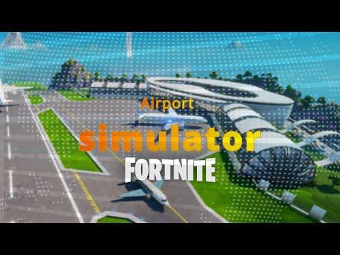MakaMakes Airport Simulator | Fortnite Creative
