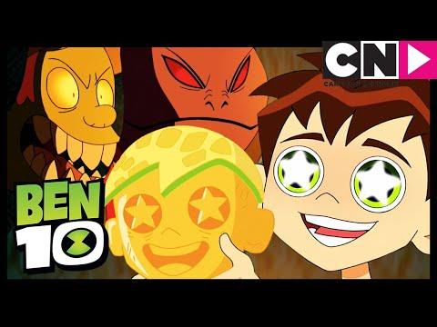 Ben 10 | Recipe for Disaster | Cartoon Network
