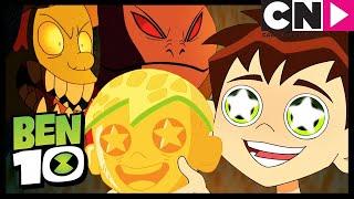 Ben 10 | Receta para el Desastre | Cartoon Network