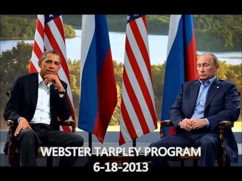 Webster Tarpley - Snowden Limited Hangout Psyop