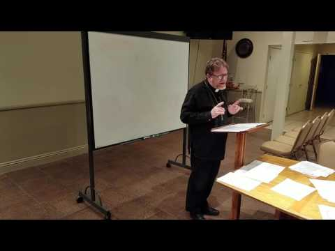 Session 1:  Class Intro and Introduction to Theology