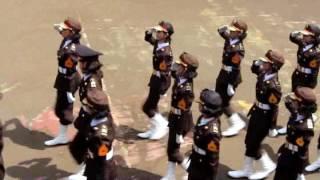 LOMBA PASKIBRA 2017 DI SMA 109 PART II