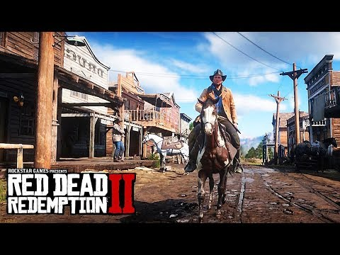 Red Dead Redemption 2 - Latest News! Single Player Main Focus?! RDR2's Effect on GTA Online DLC!