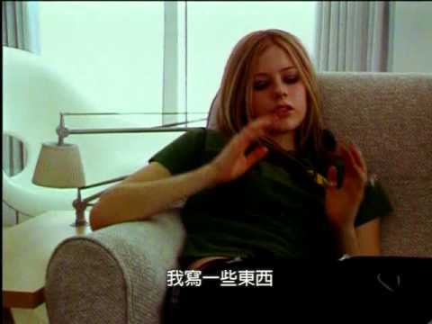 Avril Lavigne - Under My Skin Diary Part 2