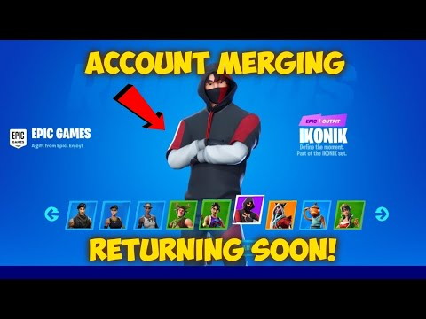 THIS IS WHEN ACCOUNT MERGING IS COMING BACK! (Fortnite Account Merging)