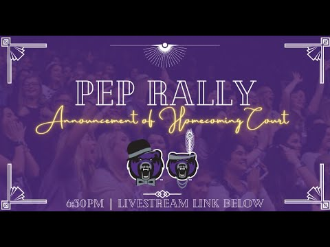 University of Central Arkansas Homecoming Pep Rally